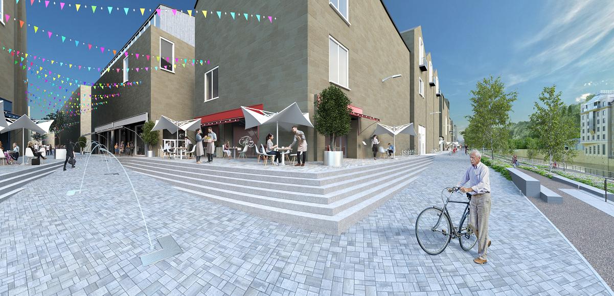 Bath Quays Virtual Reality