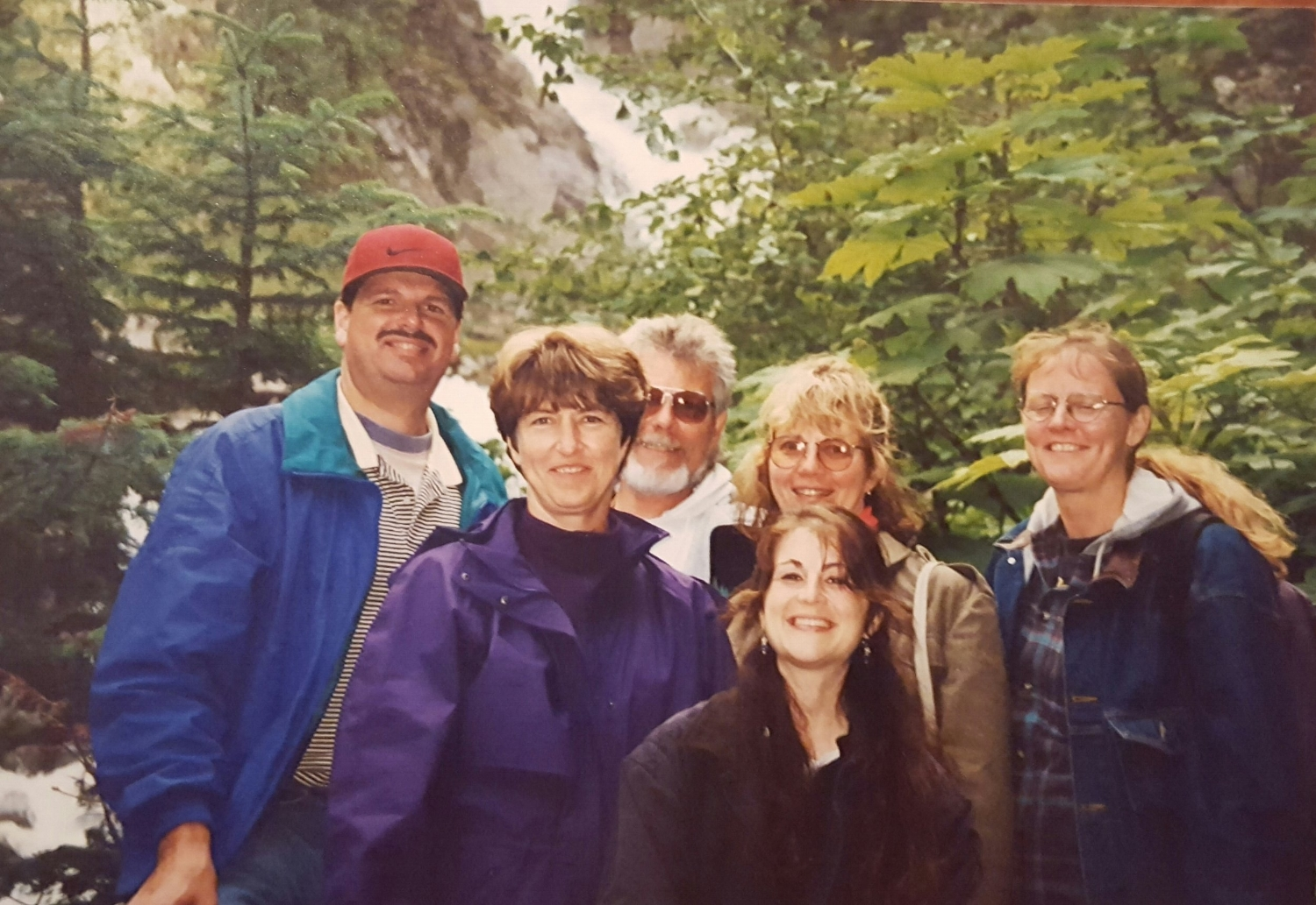 WCCC's Founders in the Yukon in 1997