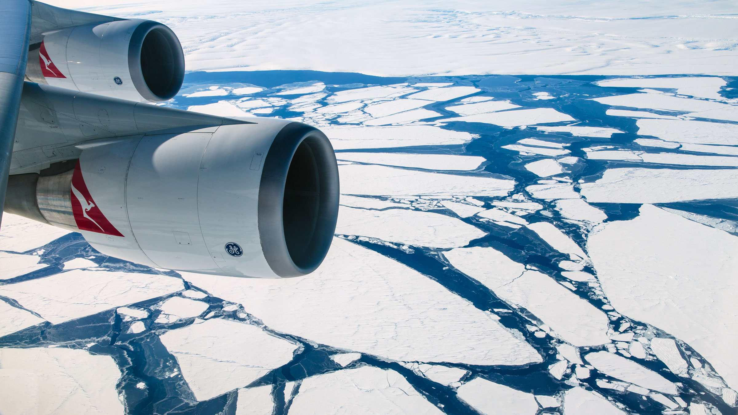 Image: Antarctica Flights