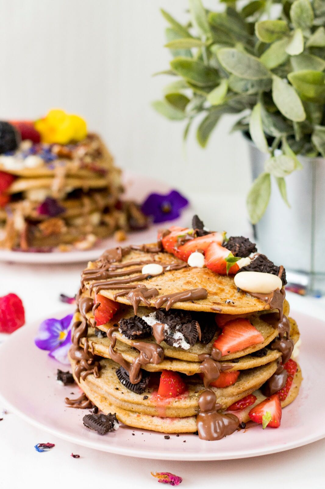 Our signature protein pancakes