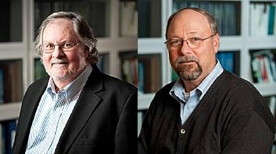 Jim Clarke (left) and Steve Krahn (right)