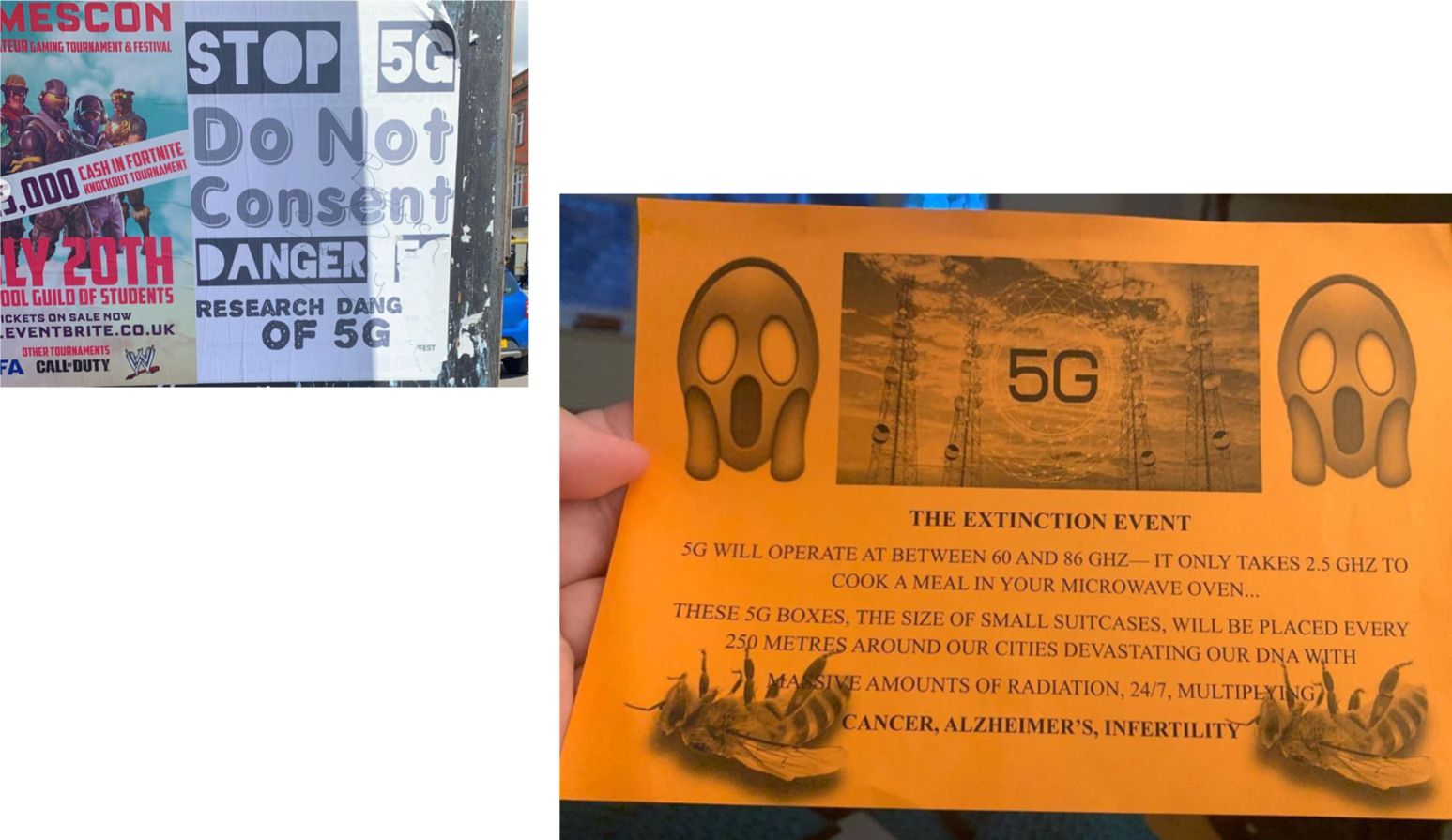 """These flyers were always tucked into books in Liverpool's anarchist bookstore, no one seemed to know (or at least would tell me) who was putting them there. "" -Stacy Wood"