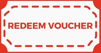 Redeem promo code or voucher