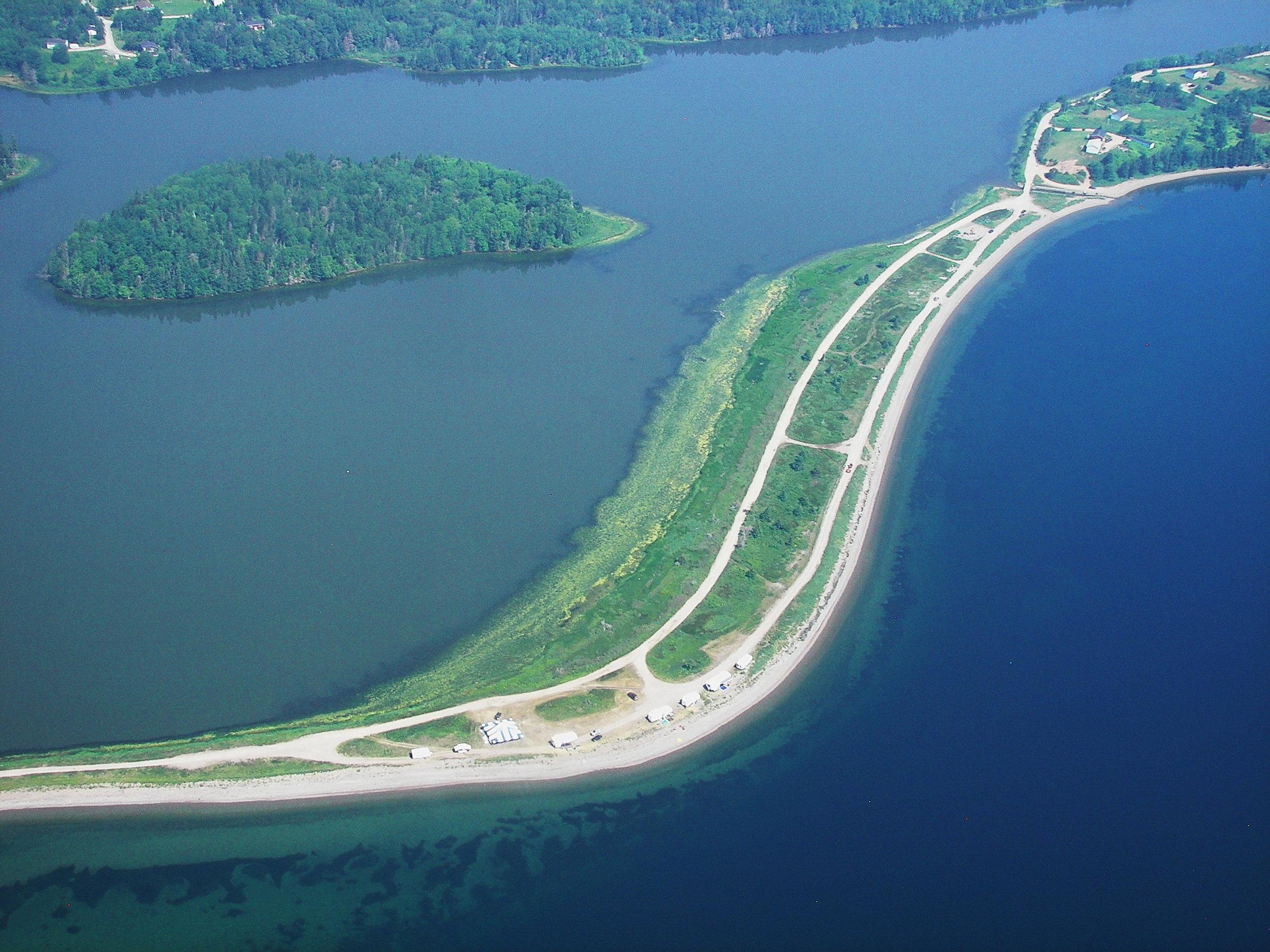 Bras d'Or Lake Biosphere Reserve, NS    RB de Bras d'Or Lake (N.-É.)