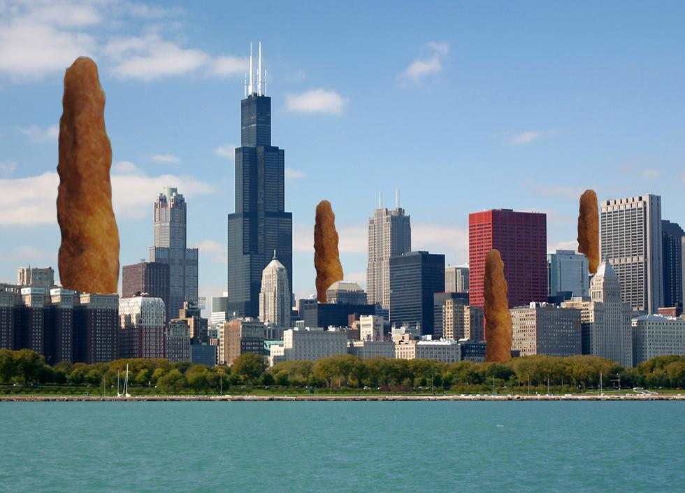 Man, Chicago really does have the most beautiful skyline!