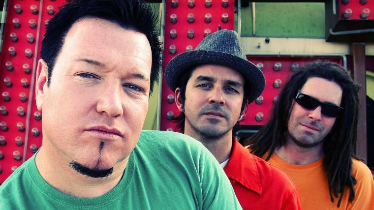 Smash Mouth is hoping their devil-may-care attitude and never-out-of-style soul patch will be enough to sway voters.