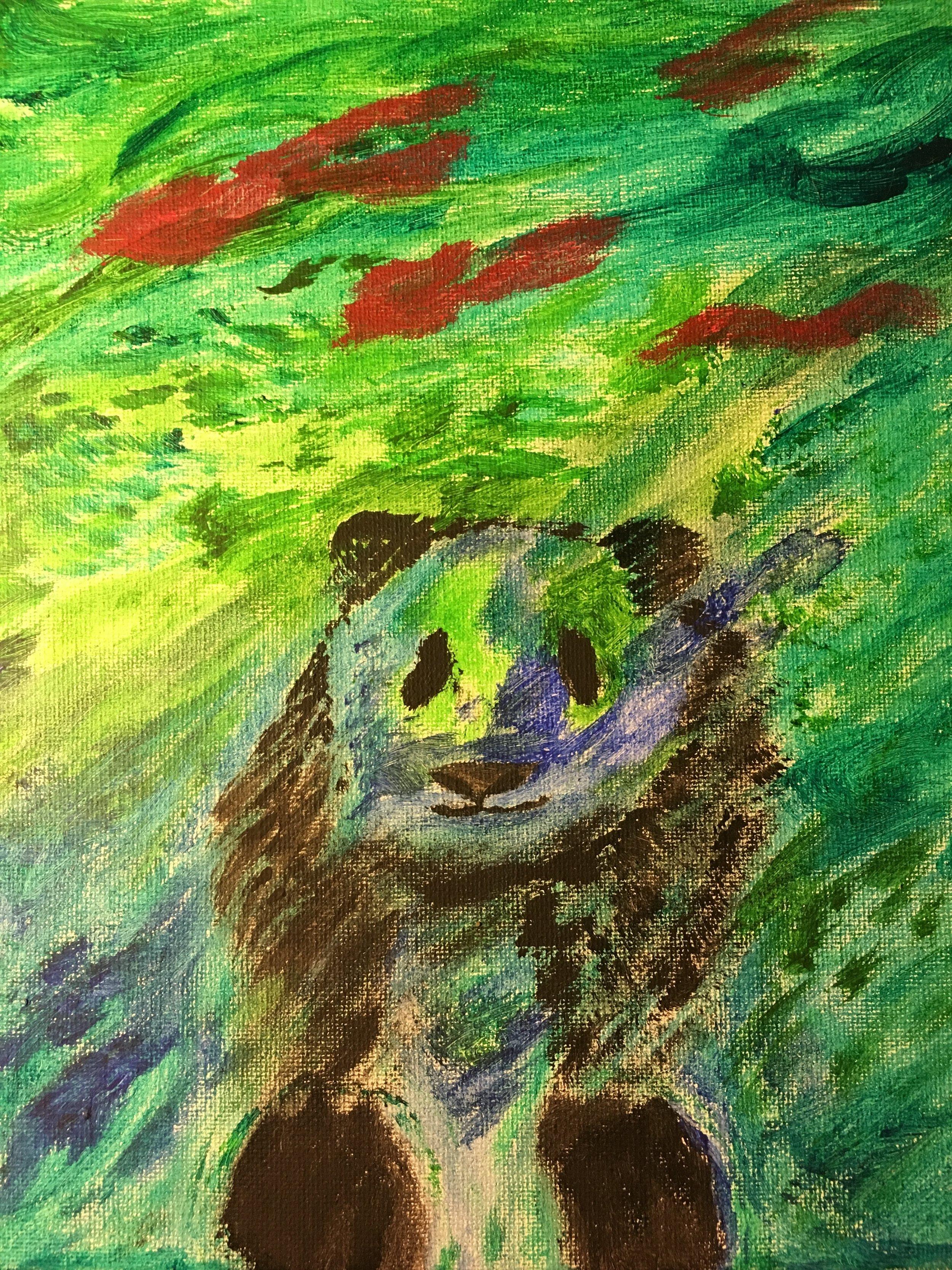 World Panda by Dan Cowan