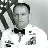 Sgt. Major Ken Stumpf, Menasha, WI
