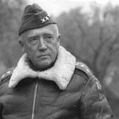 General George Patton, Pilsen Czech Republic