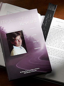 "Inspirational Items-""The Journey is the Reward"""
