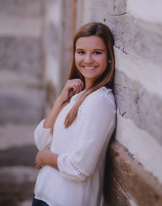 The Ken Kubsch Scholarship at Manitowoc Lincoln High School was awarded to Megan Wech
