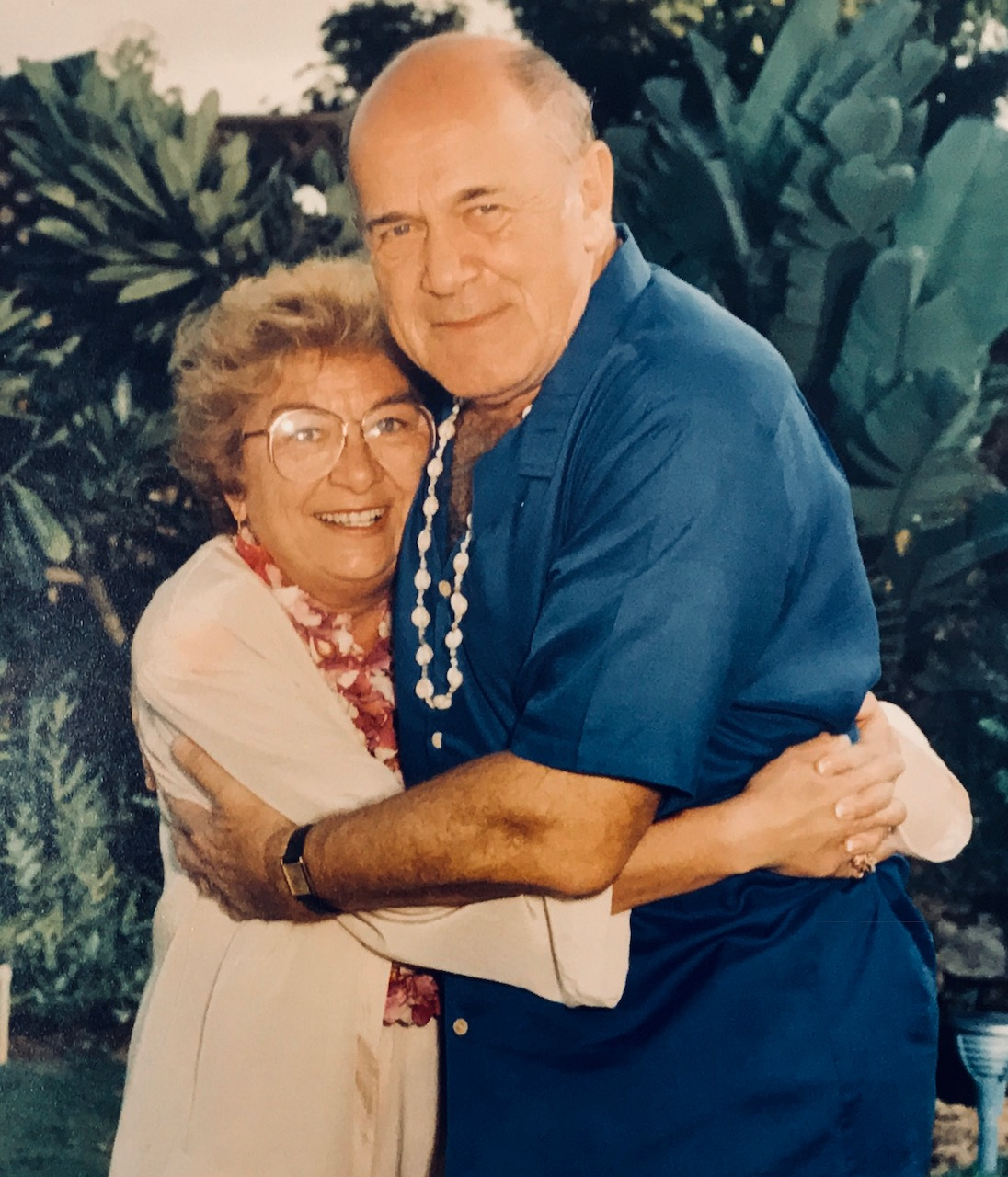Carl and Helen Kratzer