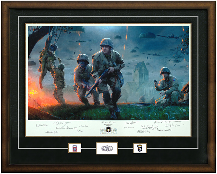 Brothers in Arms, The Longest Night signed