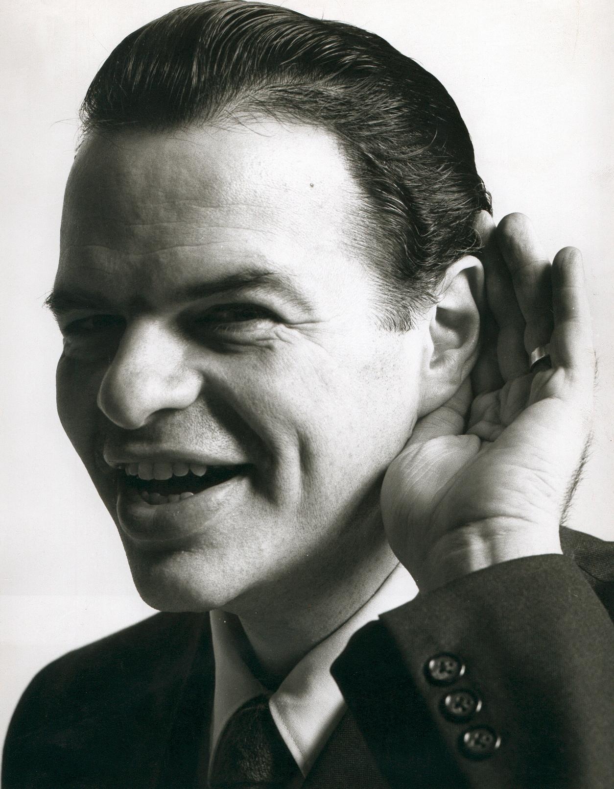 Radio's first modernist Tony Schwartz •