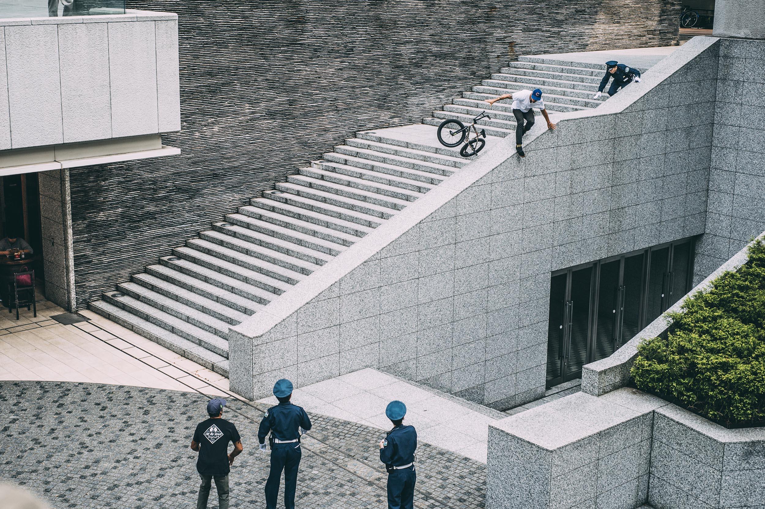 Nathan Williams for Monster Energy - Tokyo, Japan
