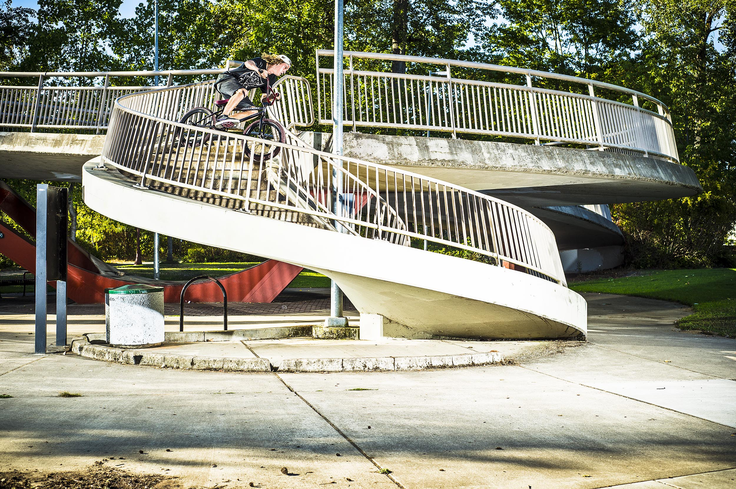 Reed Stark for Red Bull - Oregon, USA