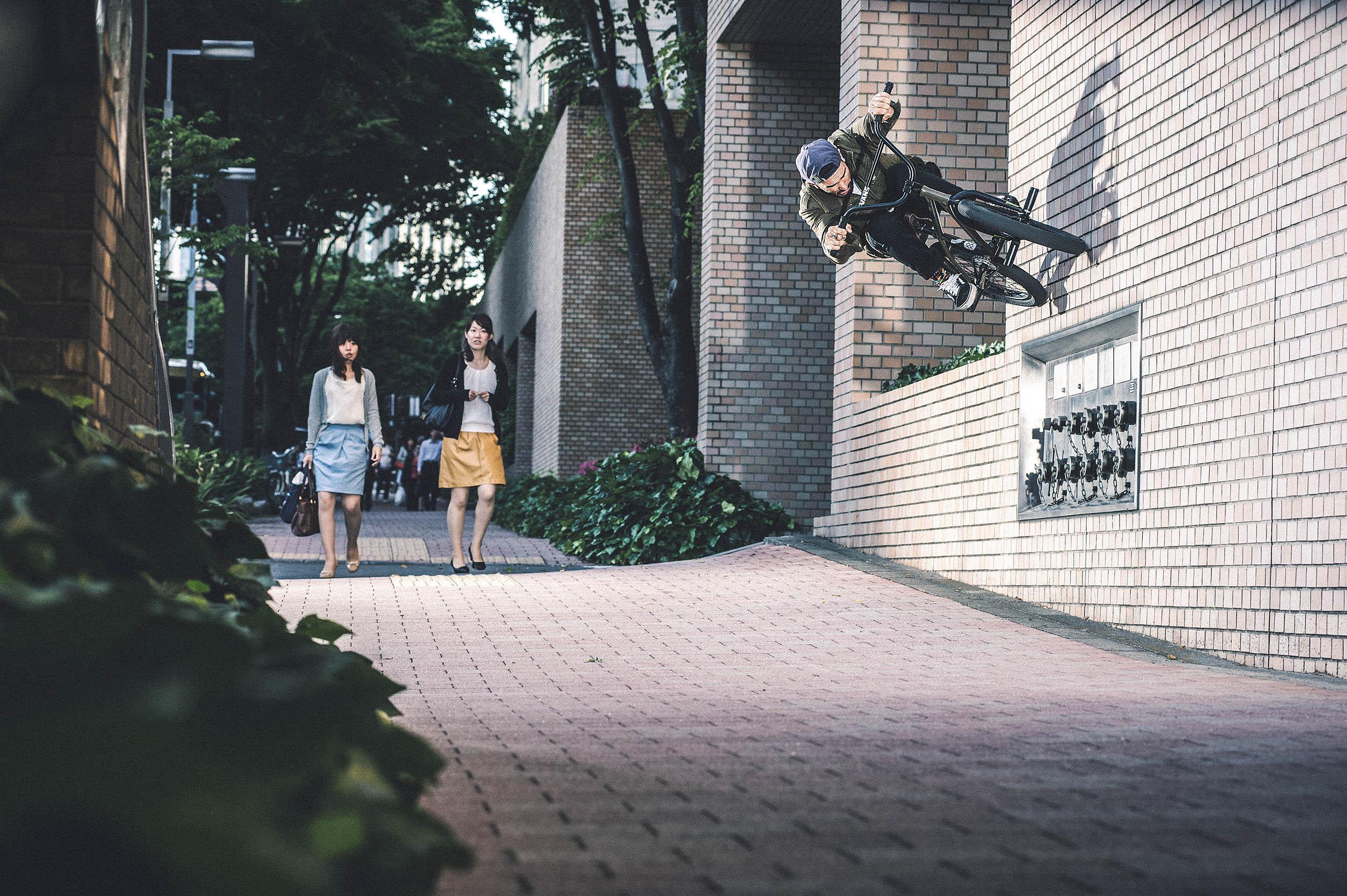Dakota Roche for Monster Energy - Tokyo, Japan