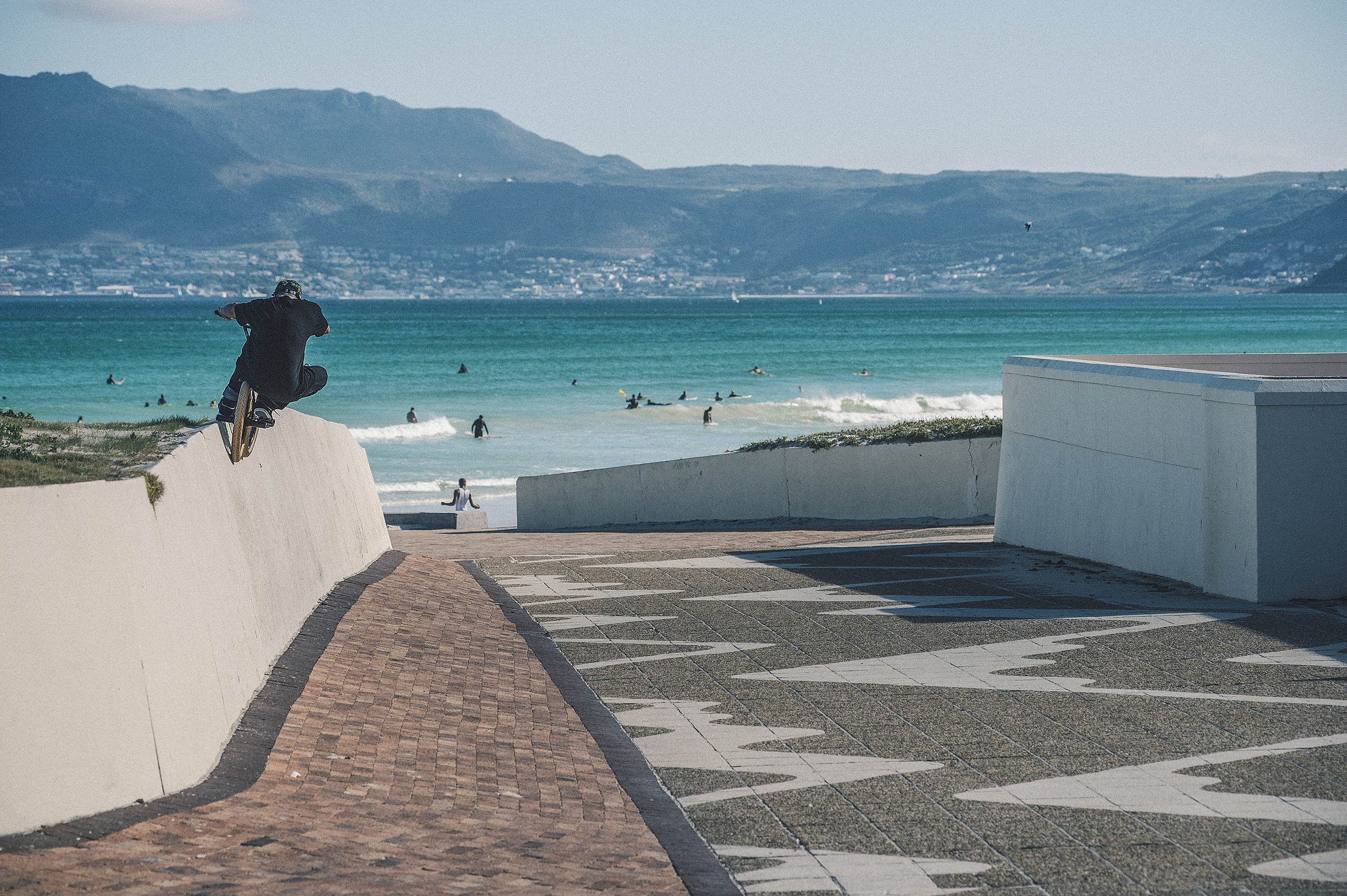Ben Lewis for Monster Energy - Cape Town, South Africa