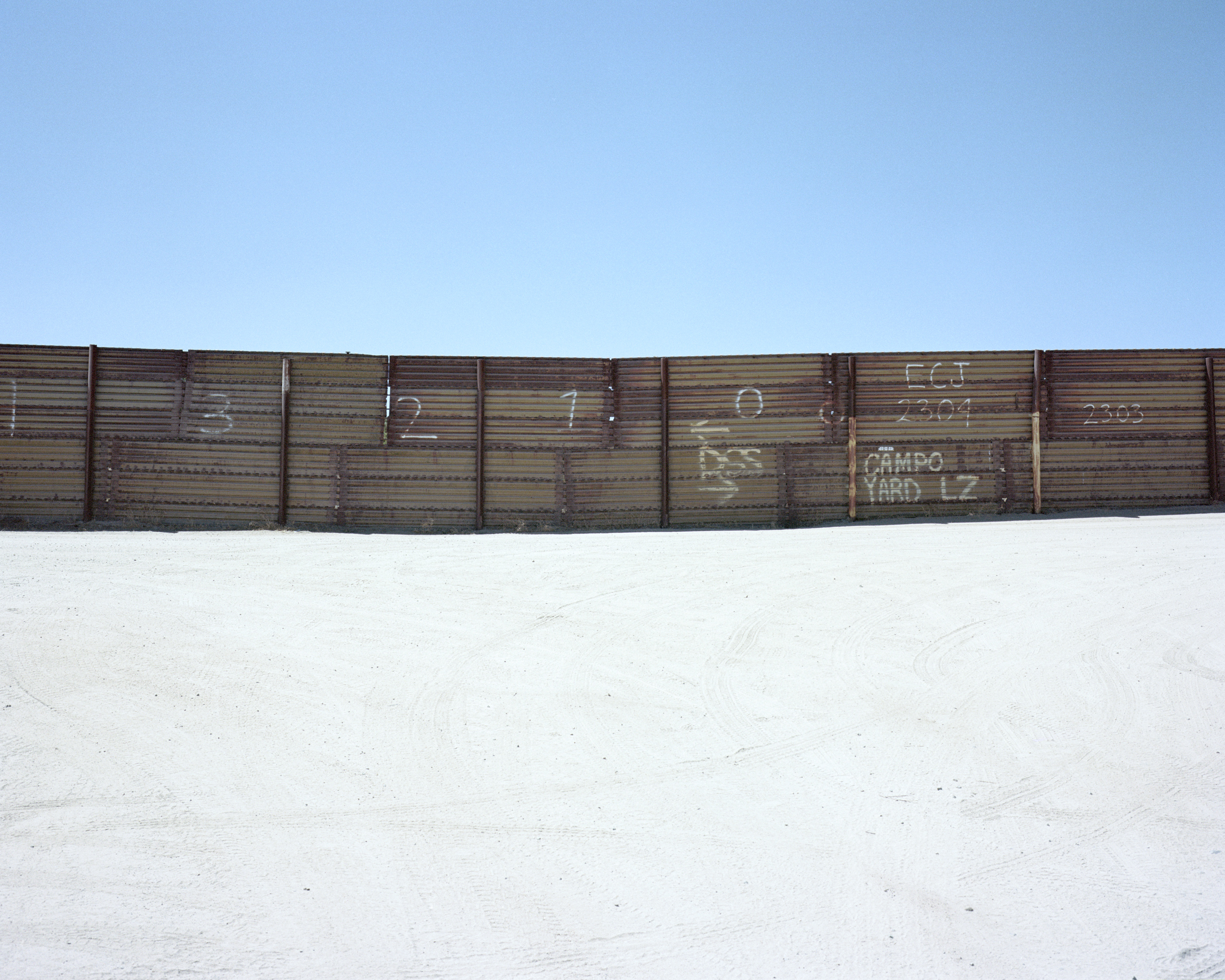 The Wall , 2016