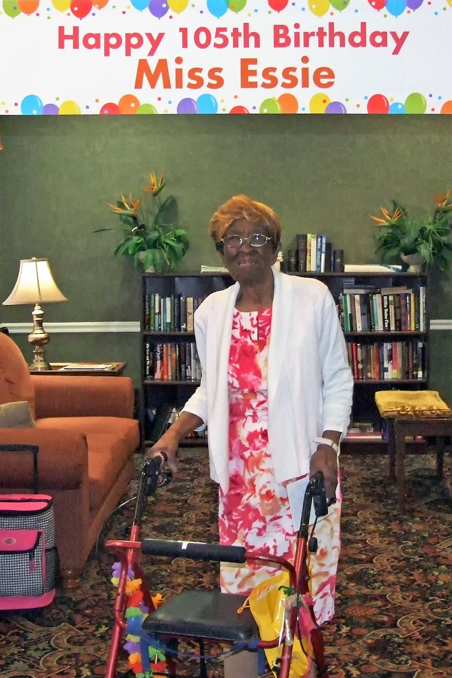 Sister Essie Wilson