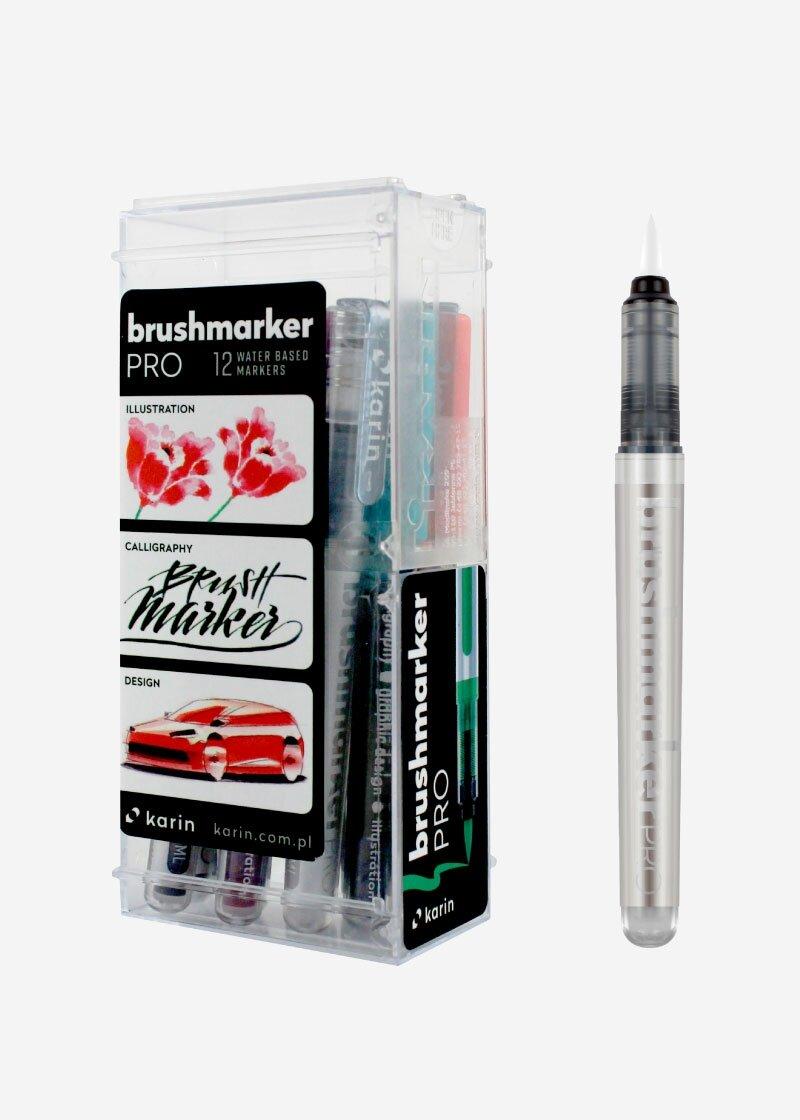 BRUSHMARKER PRO - 12 PZ