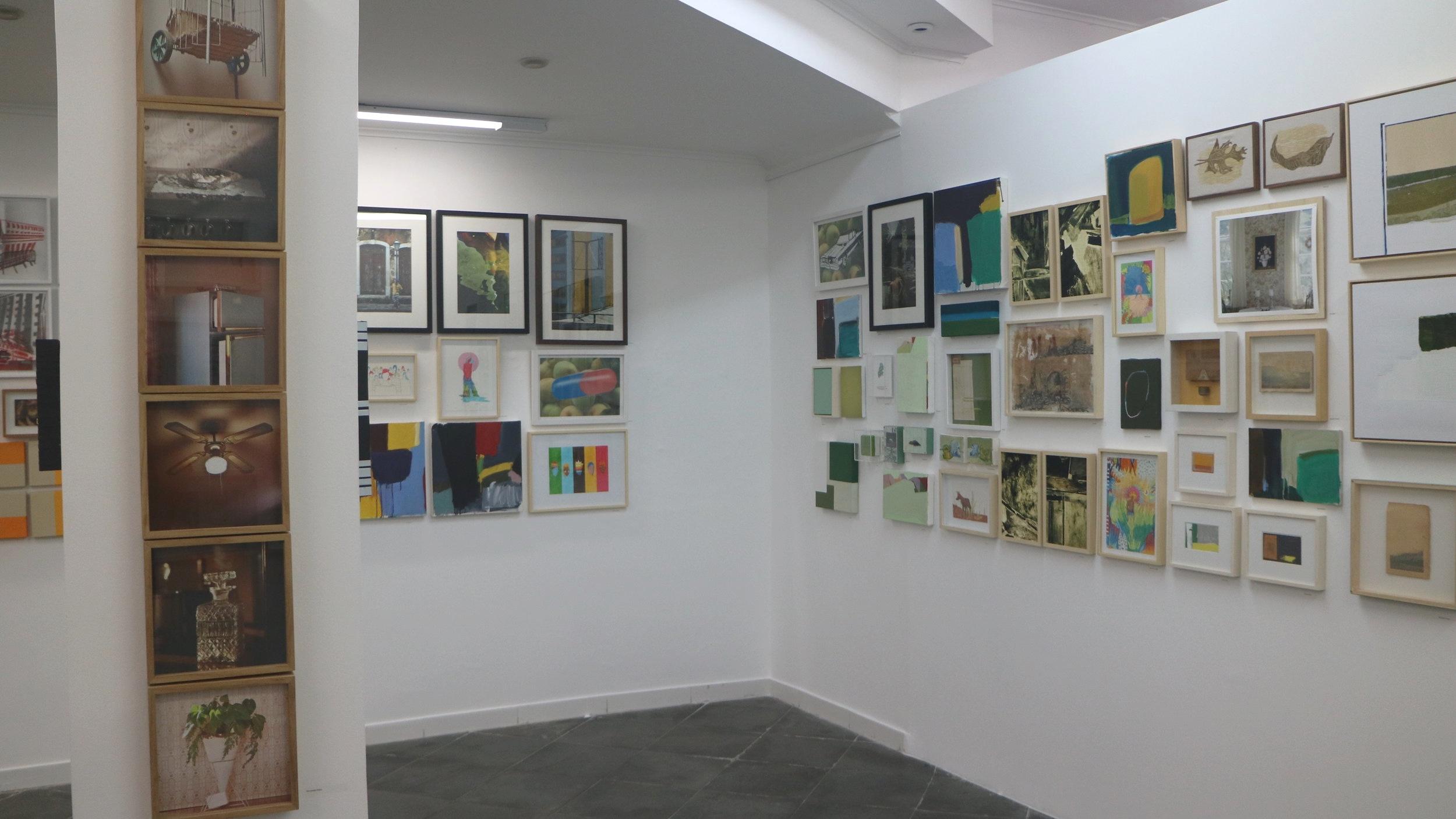Exposição de Bazarte de 100 à 1000 uma parceria com a Casa Contemporânea e Galeria TATO
