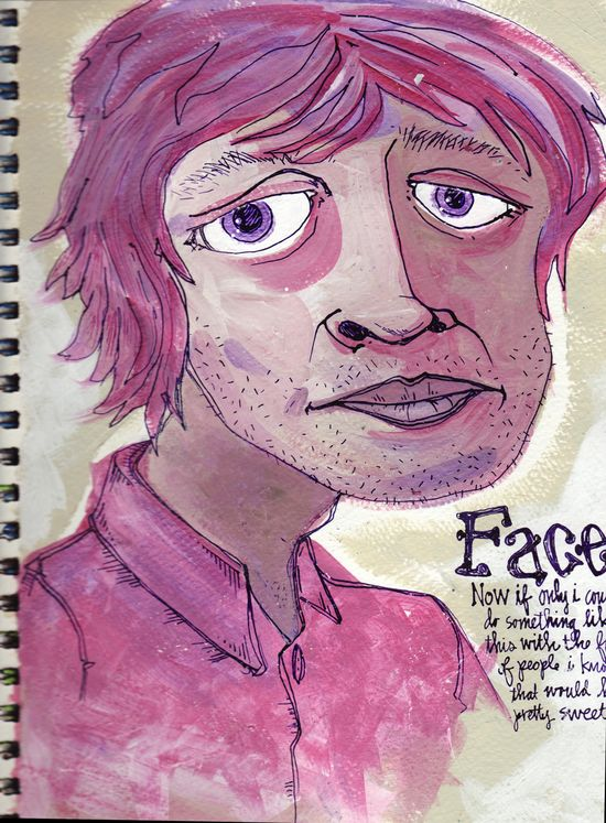 Journal_pink man