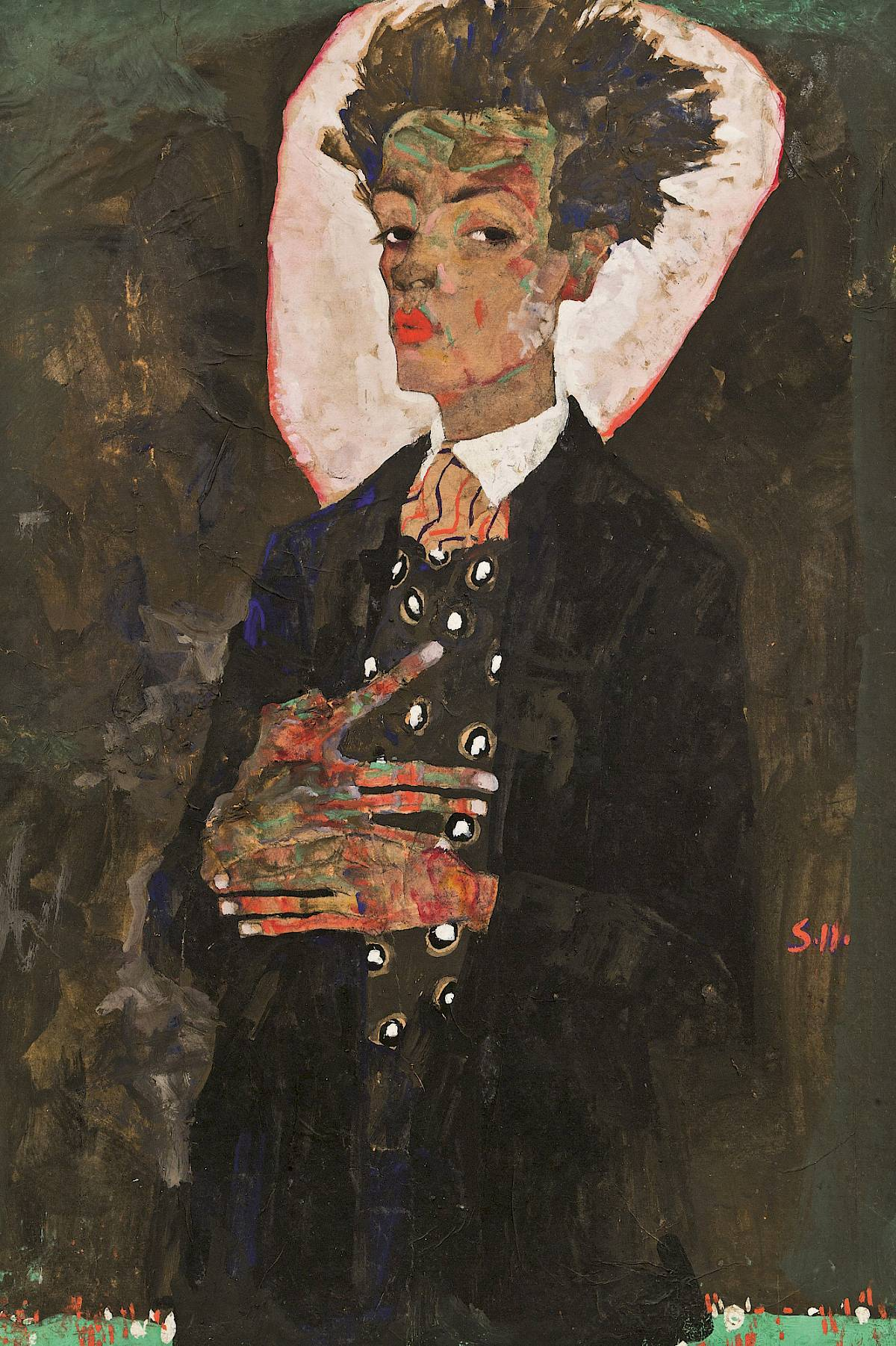 Looking forward to playing iconoclastic Austrian painter Egon Schiele in the premiere of A GLORIOUS VISION this fall!