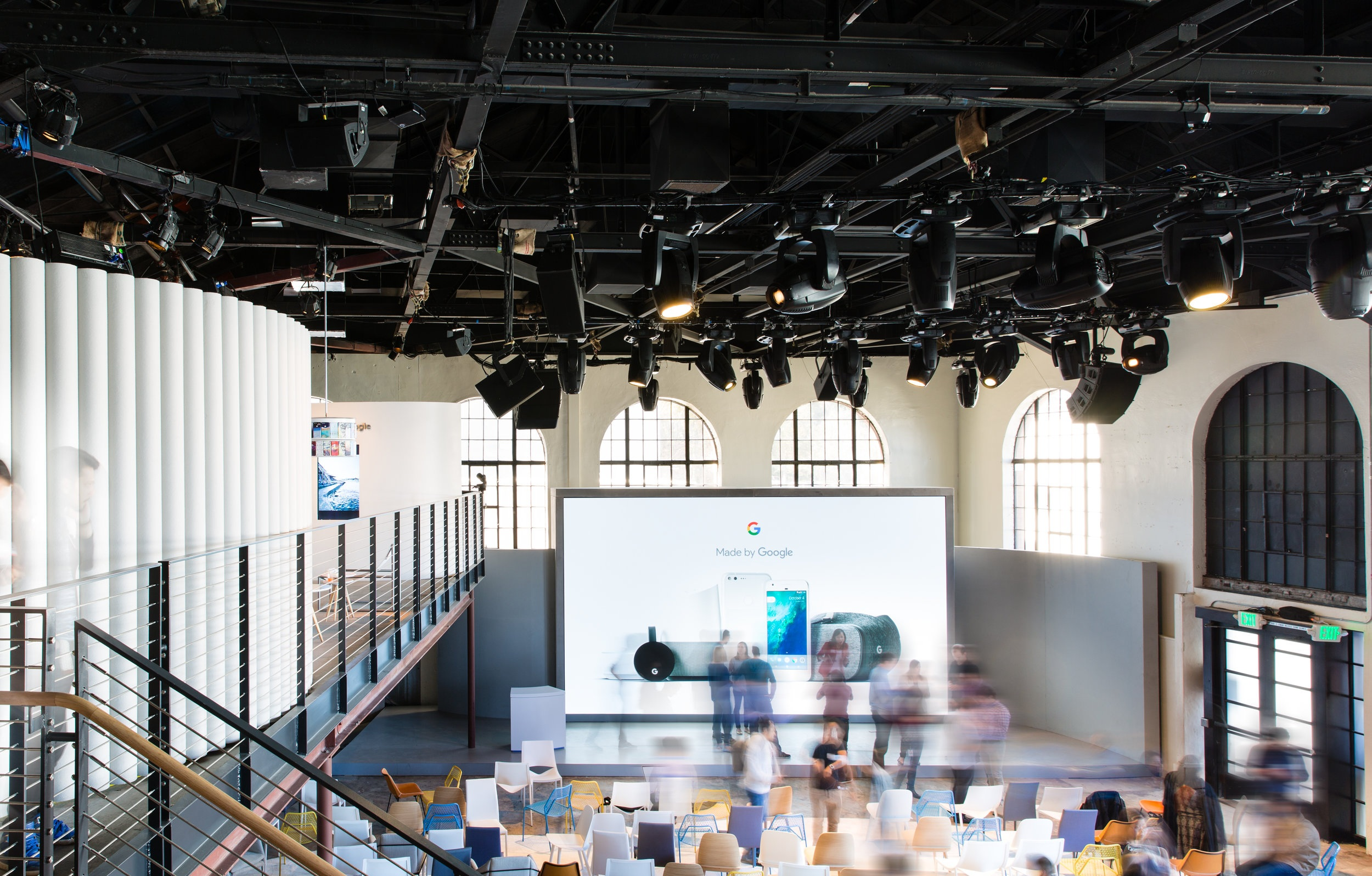 Skylight at Ghirardelli Square_Google Home Product Launch_Suzanna Scott.jpg