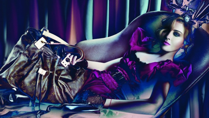Madonna for Louis Vuitton by Steven Meisel  — Skylight Soho