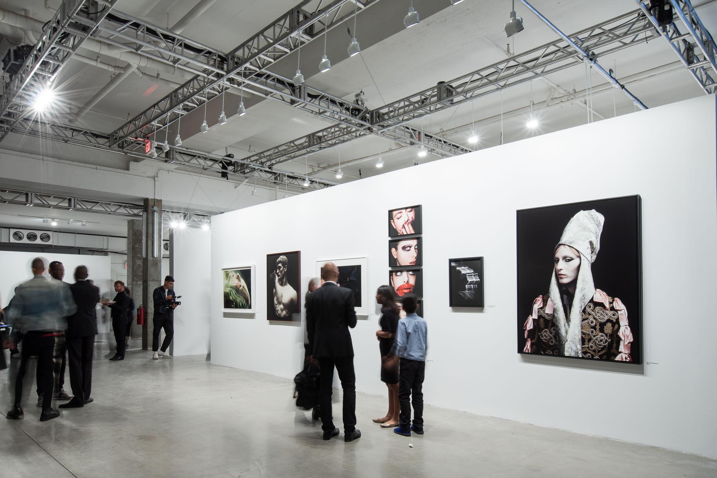 Art + Commerce Exhibition  — Skylight Modern