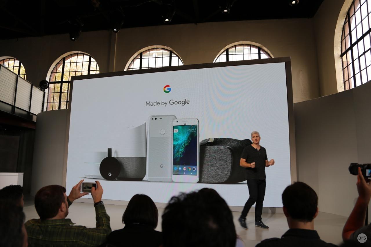 Google  — Skylight at Ghirardelli Square