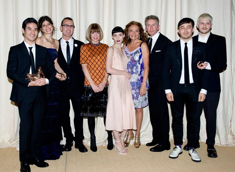Anna Wintour for CFDA Vogue Fashion Fund Award  — Skylight Soho