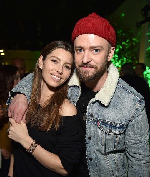 Justin Timberlake + Jessica Biel for American Express  — Skylight Clarkson Sq