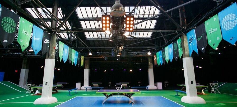 Nike  — Skylight at Moynihan Station