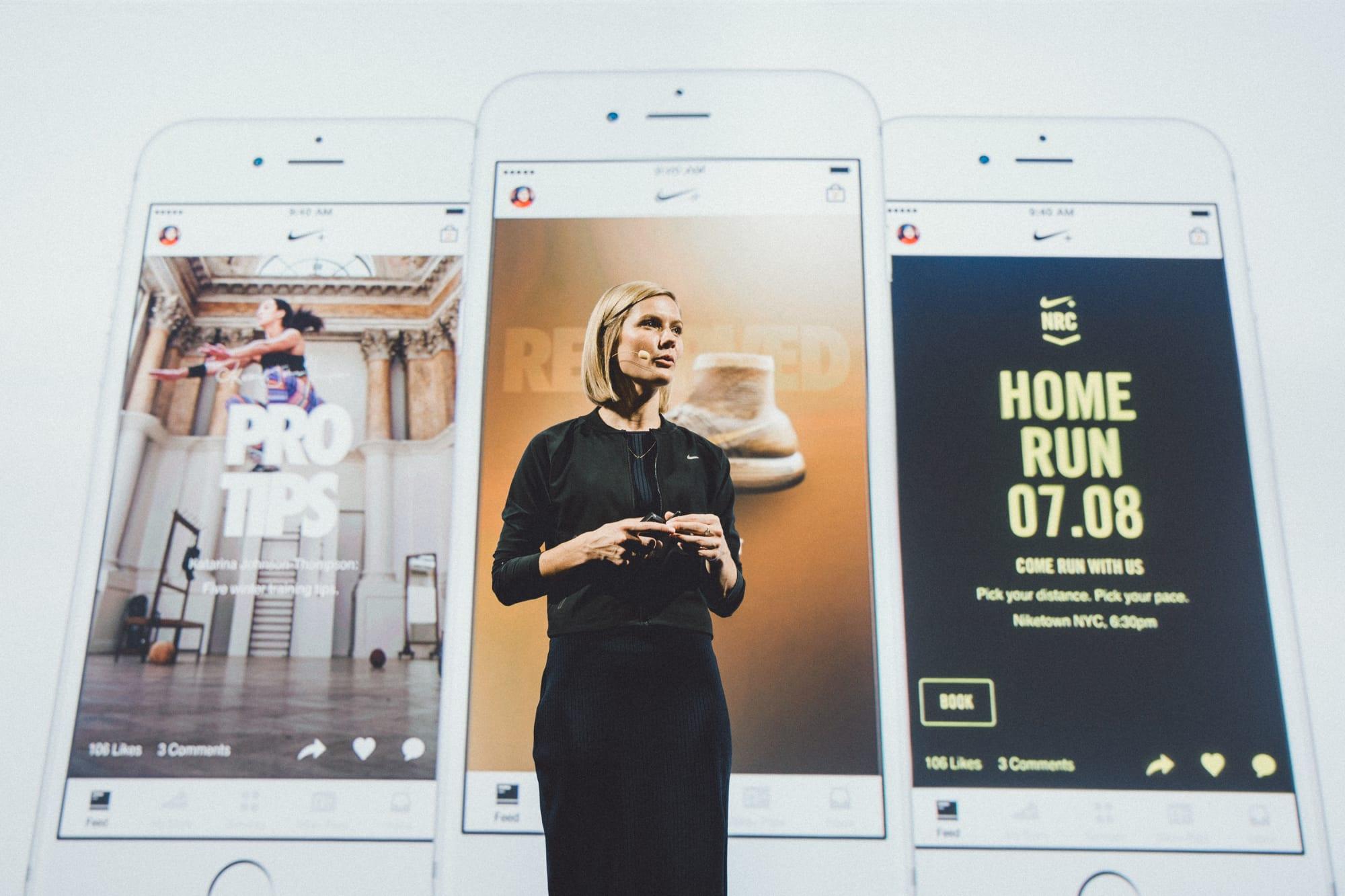 Nike Innovation Summit  — Skylight at Moynihan Station