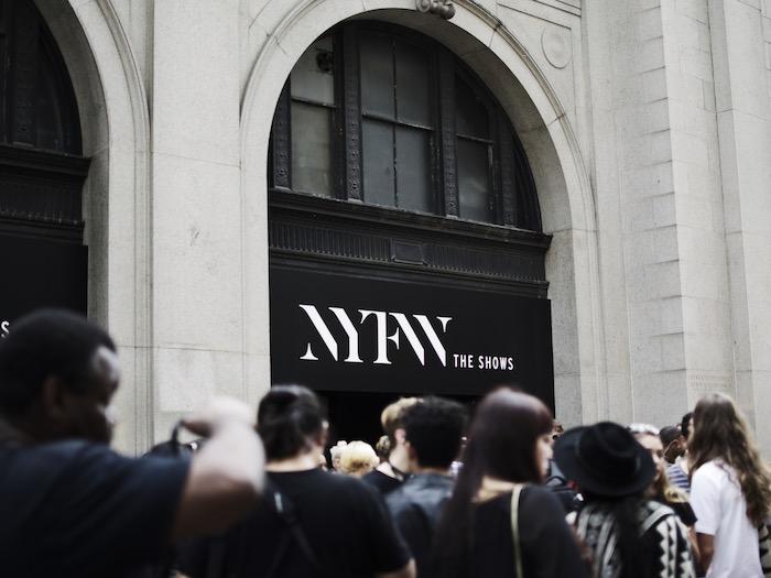 IMG New York Fashion Week  — Skylight at Moynihan Station