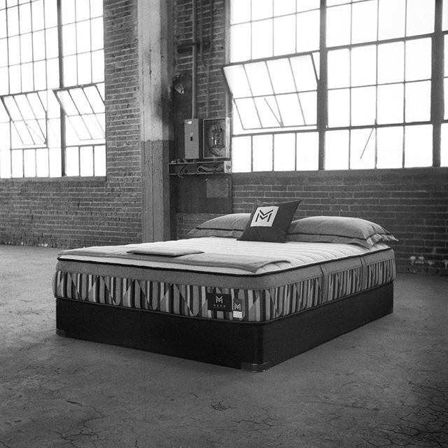 We may be biased, but we think MAXX even looks good on film! 📷 by @jennieschuh • • • • • #maxxmattress #engineeredsupport #mattressdesign #mattress #film #120film #filmphotography #filmisnotdead #buyfilmnotmegapixels #bed #bedroom