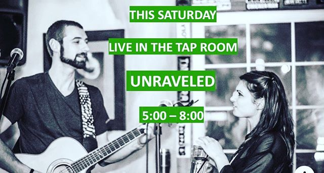 Join us this Saturday as we welcome back Unraveled to the Stone Path Stage. 5:00 - 8:00 Live music and Craft Beer . . . #livemusic #craftbeer #wareham #capecod #plymouth