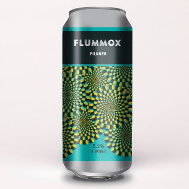 @proclamationale now on tap! flummox Pilsner with Stone Path Malt! Come get it!