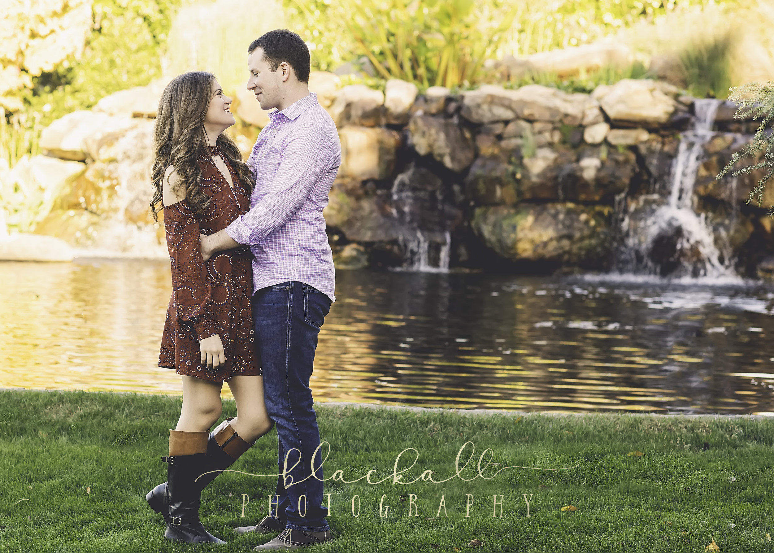 The same spot where he proposed. <3