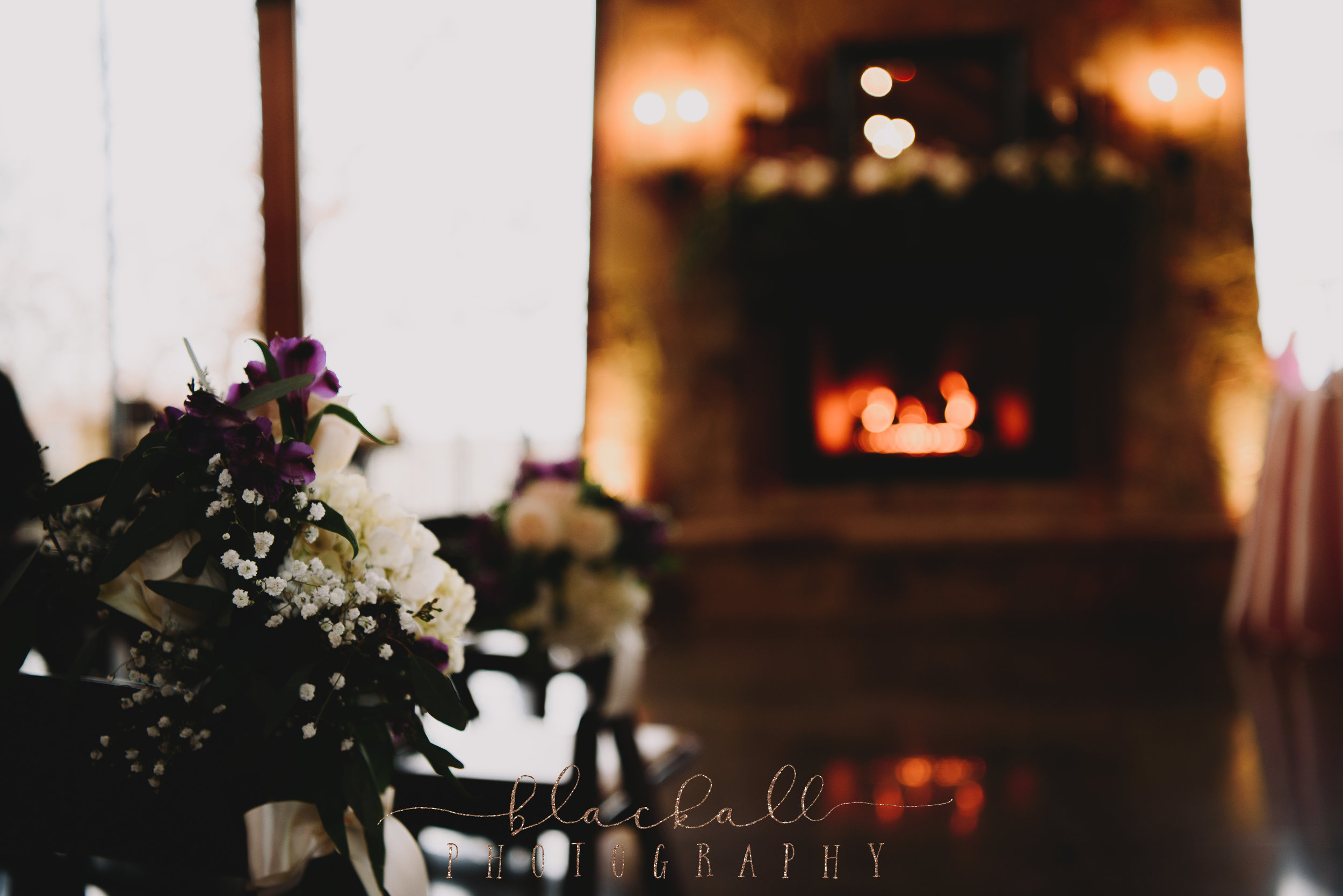 The fireplace in The Lodge is just that perfect extra little touch