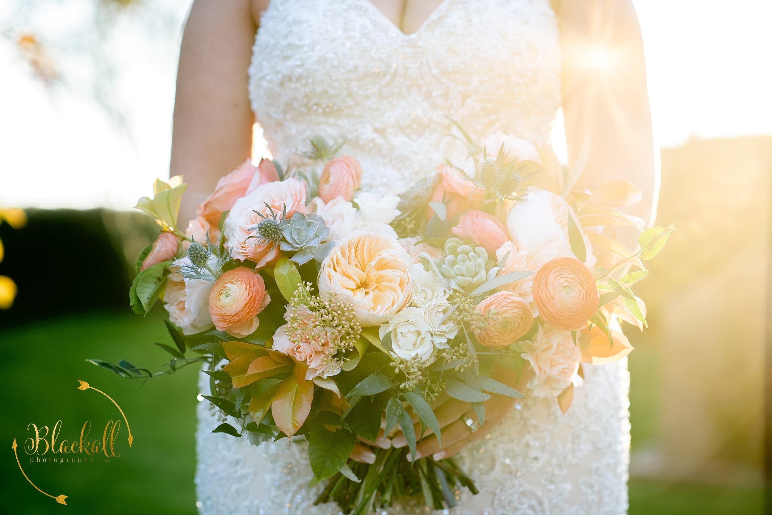 Stunning floral design by Katie bug Florals