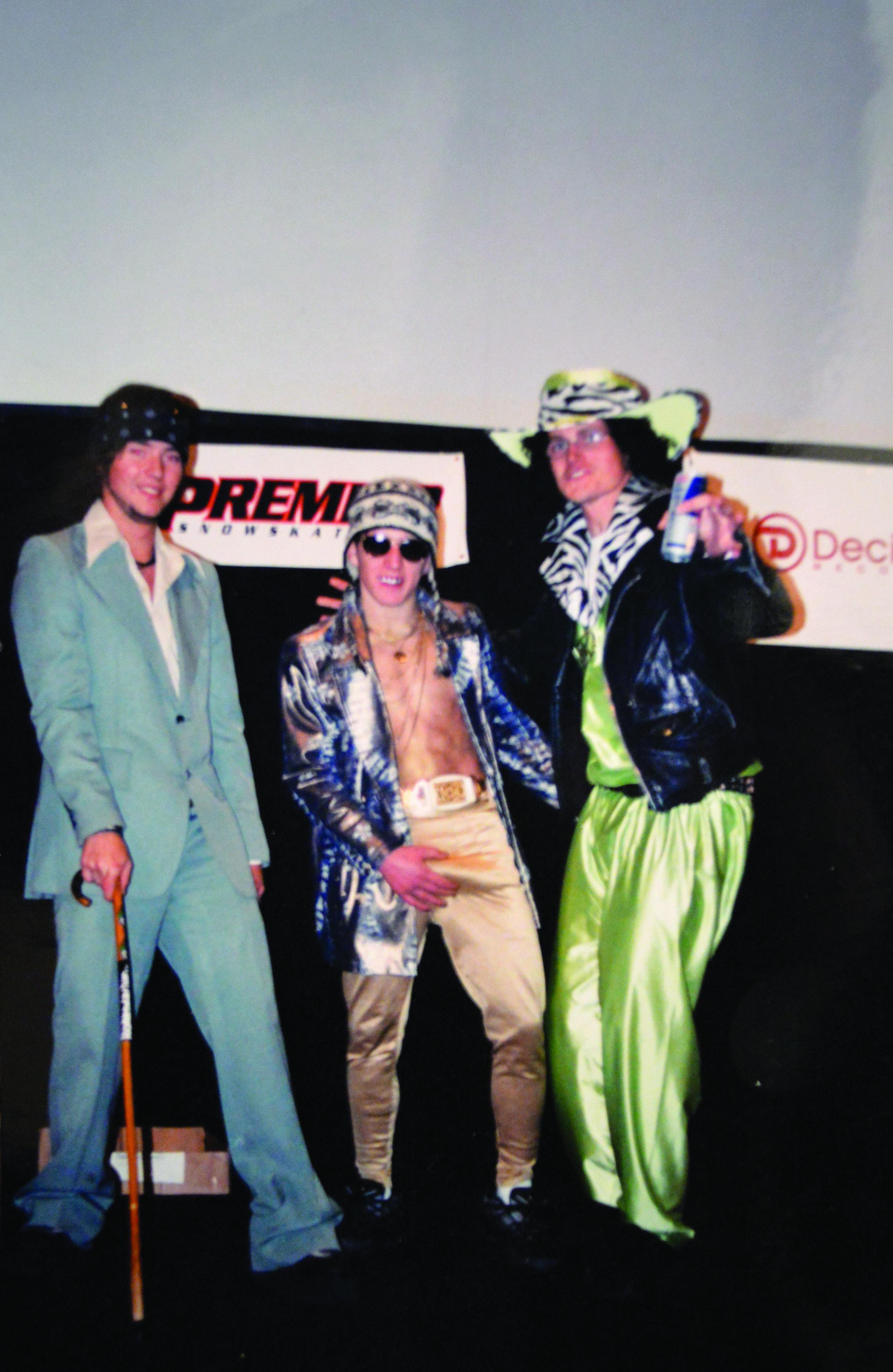 Bill, Mark, mitch, premiere.JPG