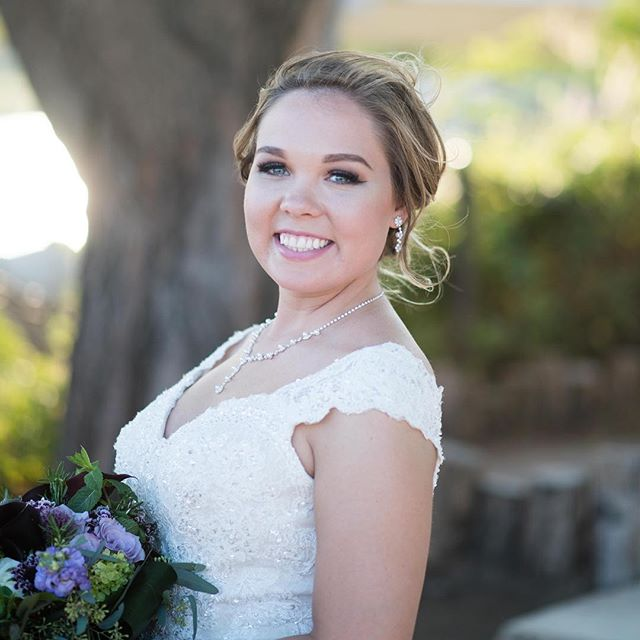 Positively radiant. #blueeyes #bride #texanbride #beardsfloral #wichita #weddingphotography
