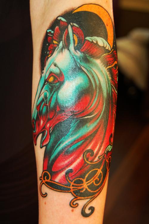 Adam Barton Samuel O Reilly S Tattoo Parlour