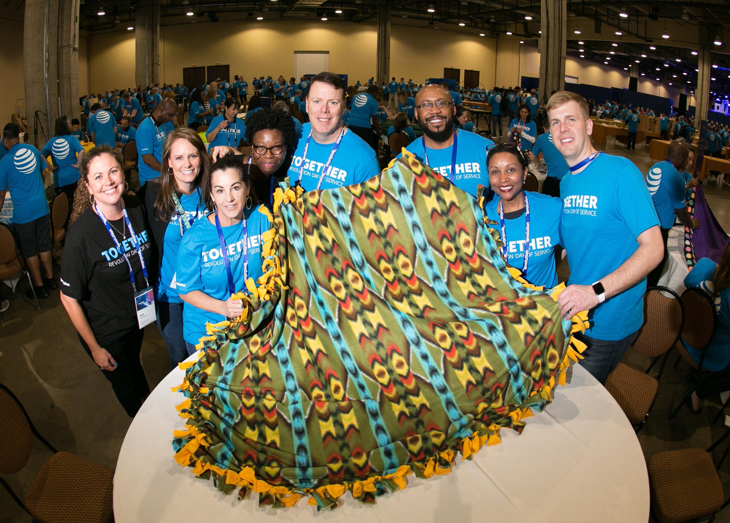 Children-Group-Showing-Blanket-ATT-Dallas-18.jpg