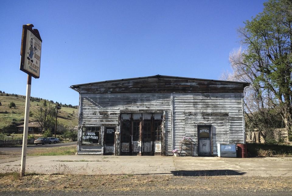 The Graying of Rural America...see link below