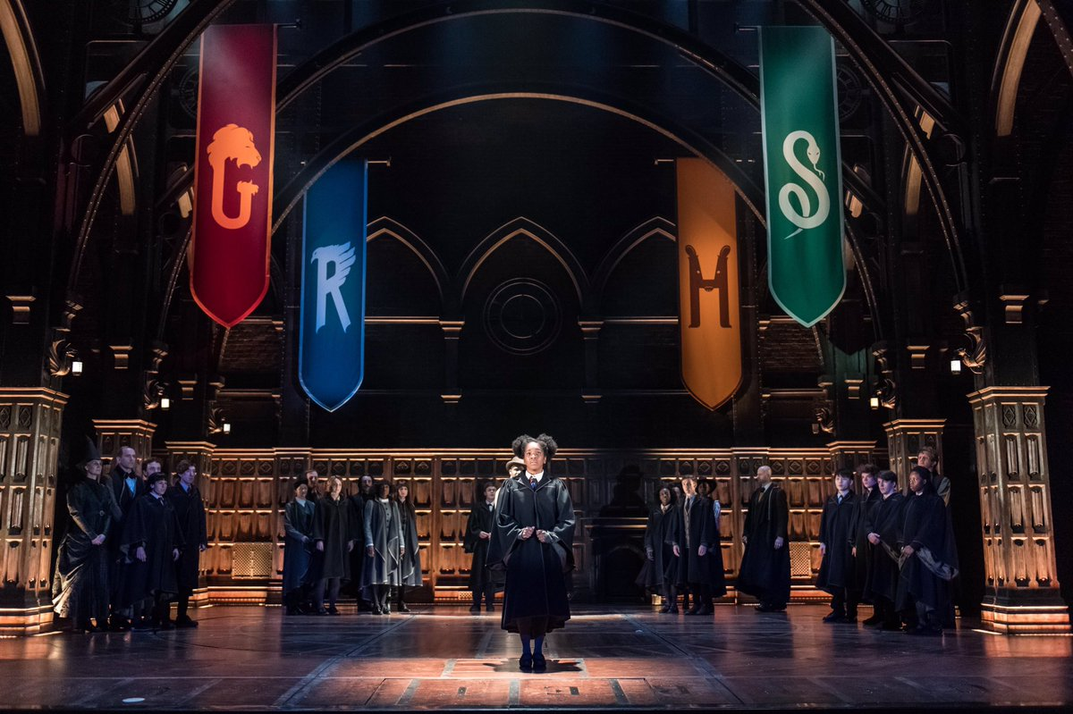 First image from Harry Potter and the Cursed Child