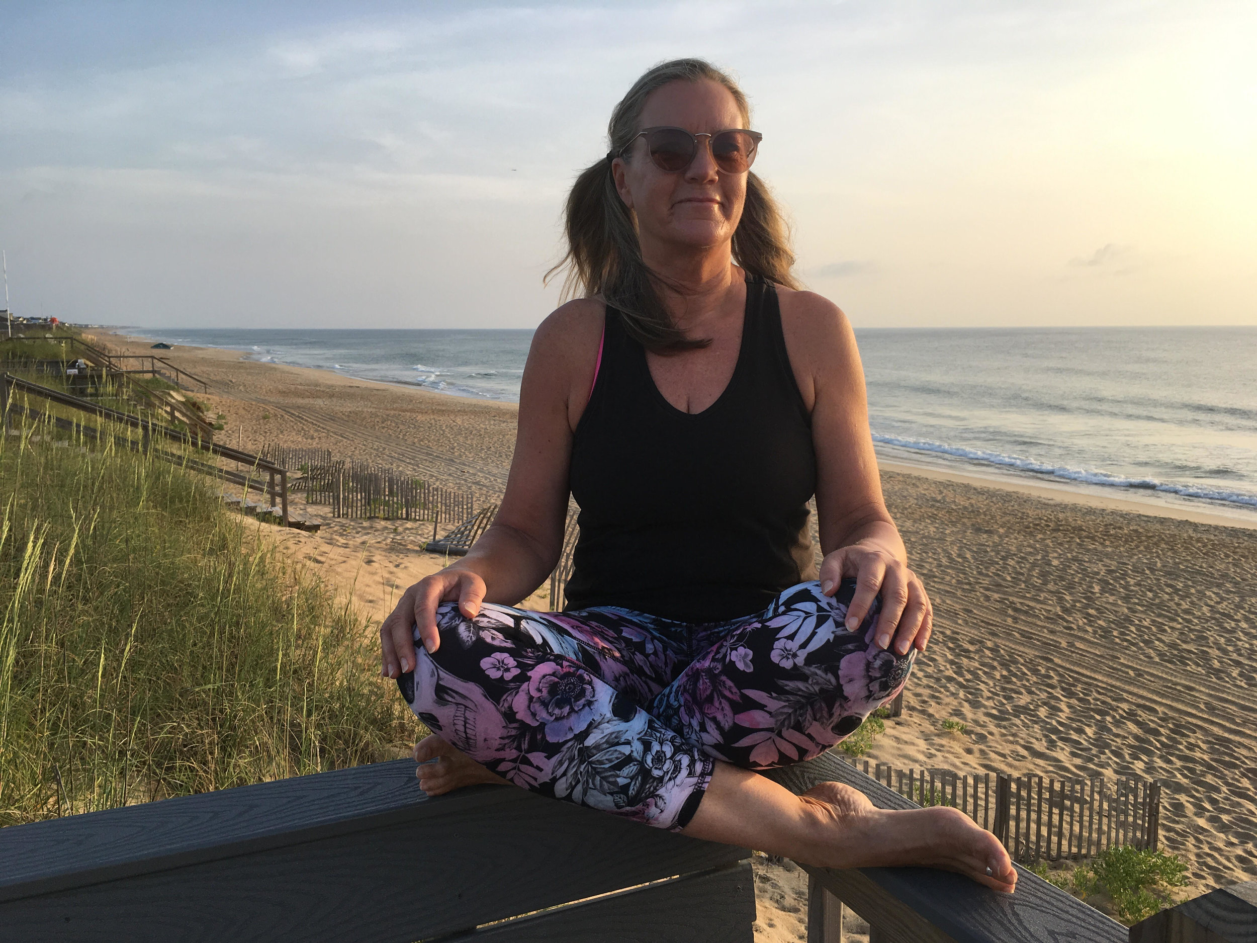 outer banks yoga kelly shields